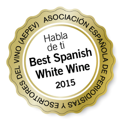 Habla de ti, best spanish white wine